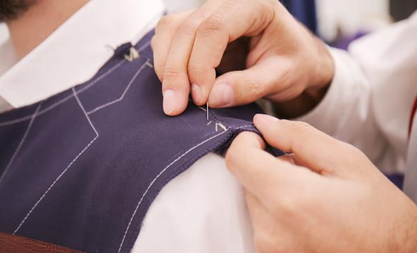 厳選された素材と確かな縫製