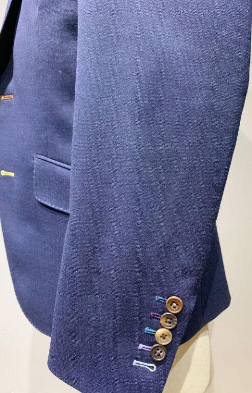 オプション 袖ボタン