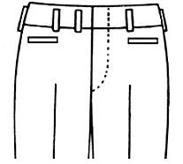 脇ポケット 横ポケット(両玉)